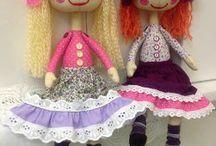 куклы - чердачные*тряпиенсы*корейские*тильда*