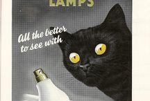 SIEMENS - oświetlenie na starej reklamie