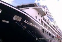 AZAMARA QUEST ROME TO SEVILLE CRUISE