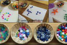Sanat ve eğitim materyalleri / Faaliyetler