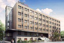 Smart Hotel - wizulizacja