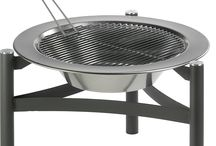 Charcoal Barbecues and Firepits