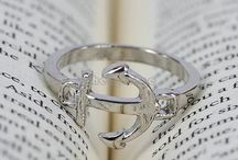 rings / by LeAnne Clay