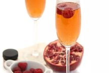 Unique New Year's Eve Drinks found by Solar Shield / Great drinks for New Year's Eve parties