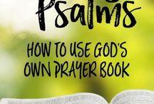 Praying Psalm