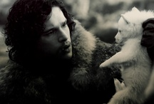 game of thrones~jon snow / by Donata Ramsey
