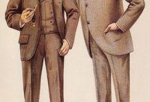 19's century men