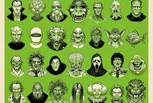 Characters list