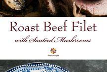 Food beesvleis