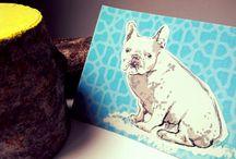 Pets / Ilustraciones de animales, mascotas...