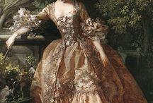 Fashion history 1750–1760
