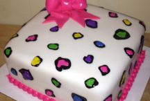 """SPECIAL OCCASION CAKES"" / BRING A SMILE TO SOMEONES FACE :+) / by Sherrie Gordon"