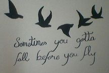 you gotta fly..........
