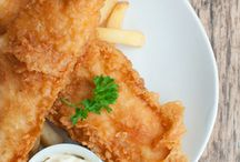 Food. Fishrecipes