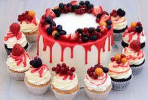 torta s ovocím