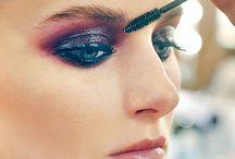Inspiração: maquiagem / Social, festa, desfiles, fashion