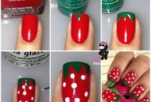 how to make nail art