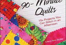 Quilting / by Anne Abramson