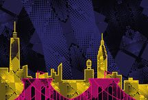 NYC Illustrations / by NYC: The Official Guide