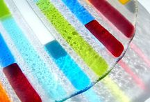 fused glass / glass projects