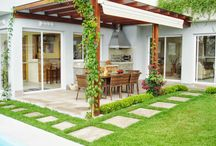 Nossa Casinha no interior / Ah ideias incríveis para nossa futura doce casinha no interior!