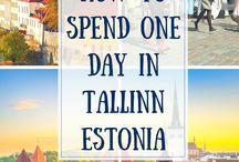 Tallinn with kids