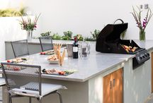Outdoor Kitchens / Outdoor entertainment