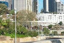 Cycle Tracks, Lane Cove Sydney