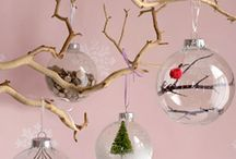 DIY Holiday Decorations / Prepare your home for the holiday season with these amazing DIY Holiday decorations! / by Yolanda {sassymamainla.com}