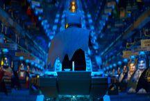 LEGO Batman il film / Benvenuti sulla bacheca italiana ufficiale più gialla e nera del web! LEGO Batman Il Film, al cinema nel 2017!