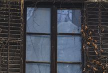Windows and doors / A long term project with the windows and doors we pass by and fascinate us