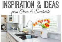 Kitchens - Beautiful and Stunning / Inspiration for my 1960's Kitchen! / by The DIY Dreamer