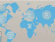 Infographics  / Illustrations des chiffres-clés du marché du coworking