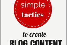 Blog: Content