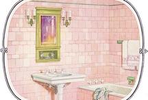 1920s Home - Bathroom