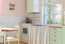 Kitchen  / by Scottish island mum
