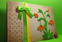 Quilling - Cards / by Lisa Eckland