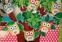 Owl Themed Classroom / by Tandy Rye