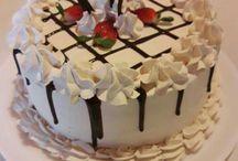 decorado de pasteles