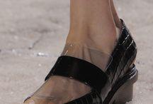 Footwear // Peep Toe
