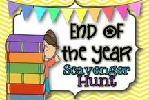 End of the Year / by Julie Ream