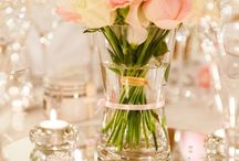 Centerpieces & tables arrangements