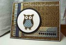 Card Making / by Wendy Simons