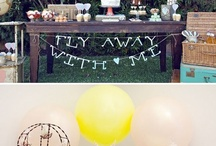 Party ideas / by Destiney Lee