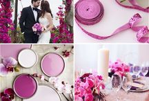 Radiant Orchid Wedding... / Lovely Color of the year for 2014 Wedding Season...