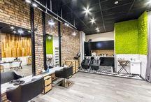 fryzjer Bochnia - wnętrze