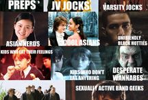 Movies, Books, Etc :)