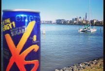 An Xplosive Taste #XS #Energy / Great Energy No Sugar!