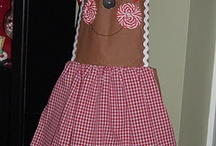 aprons / by Kathy Whitaker