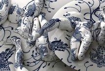 Ceramics / Tattooed ceramics